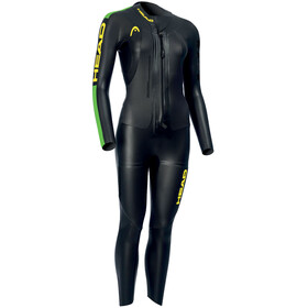 Head SwimRun Race Suit Dame black